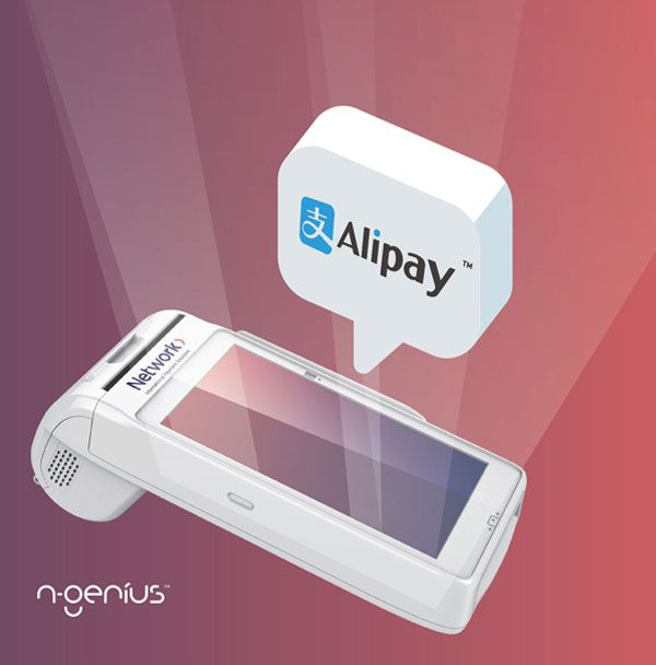 Network International to support Alipay in the UAE