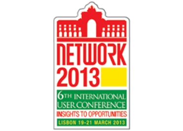 6th User Conference 2013, Lisbon-Portugal