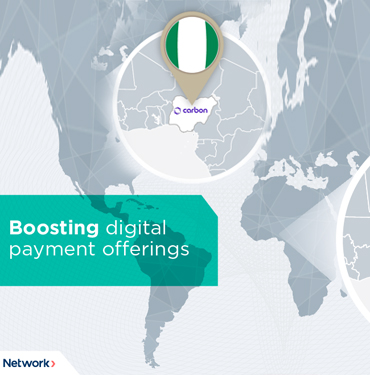 Nigerian digital bank Carbon signs with Network International to boost digital payment offering