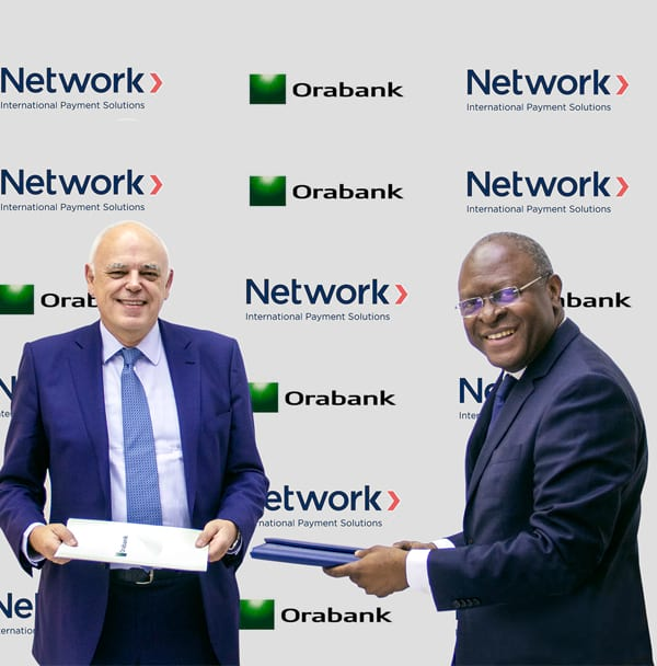 Orabank declares Network International key partner to establishing digital banking leadership