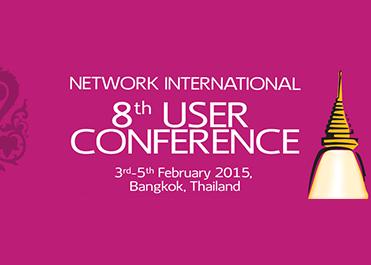 8th User Conference, Bangkok-Thailand