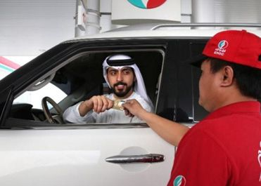 ENOC partners with Network International to introduce PIN-less credit / debit card transactions at fuel stations