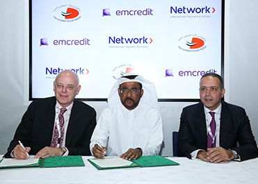 Emcredit and Network International forge strategic alliance to introduce mobile payment innovation in UAE
